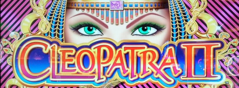 BIG WINS on CLEOPATRA 2 SLOT POKIE — ALL BONUSES — 25-Cent & 5-Cent Denom. — Pechanga Casino Pala