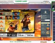 Casino Land — Sticky Bandits Slot big win!