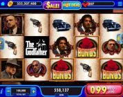 THE GODFATHER CORLEONE'S OFFICE Video Slot Casino Game with a «BIG WIN» FREE SPIN BONUS