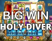 LVL 3 FREE SPINS — BIG WIN ON HOLY DIVER — BIG TIME GAMING