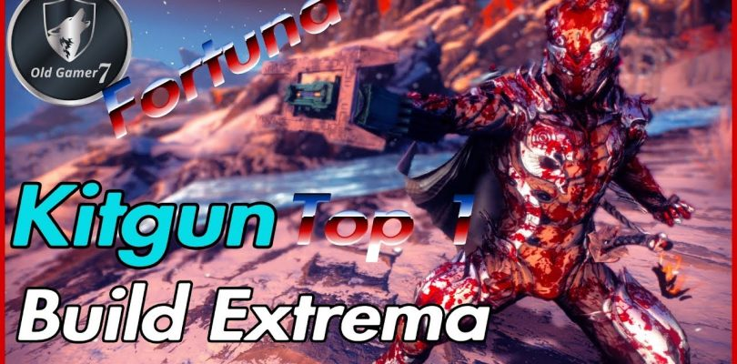 WARFRAME 2019! KITGUN RATTLEGUTS BUILD EXTREMA Otra arma imperdible de Fortuna!