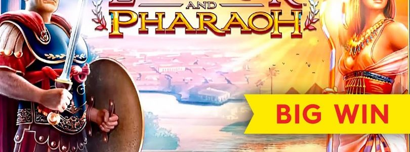 Emperor and Pharaoh Slot — BIG WIN BONUS!