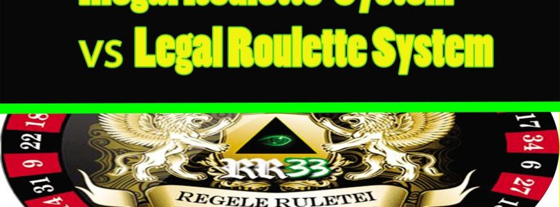 Illegal LIVE IMMERSIVE Roulette System vs Legal RNG ELECTRONIC Roulette System 2019