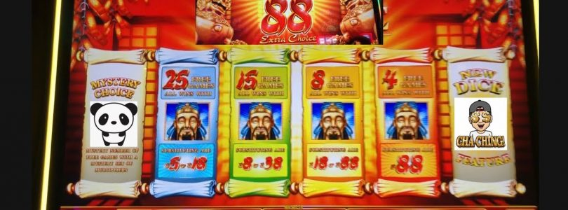 Proof that you Can win big on $20❗️ Lucky 88 Extra Choice slot