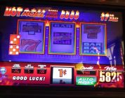 Big Win! Big Time Payroll slot machine bonus round at Parx Casino