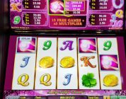 Lucky lady slot bonus £5 a spin retriggers ***BIG WIN***