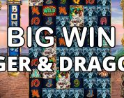 BIG WIN ON TIGER AND DRAGON — RED RAKE