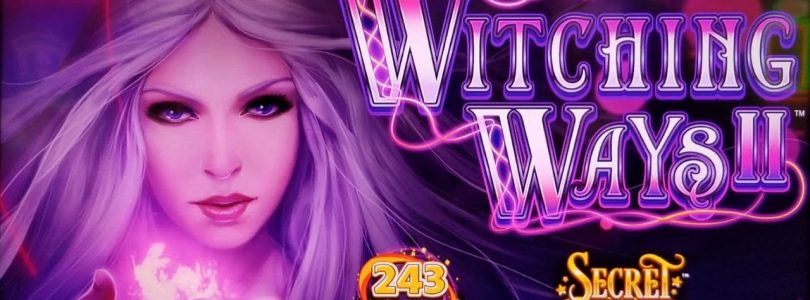 BIG WINS on WITCHING WAYS 2 SLOT POKIE BONUSES RETRIGGERS LINE-HITS — PECHANGA RESORT & CASINO