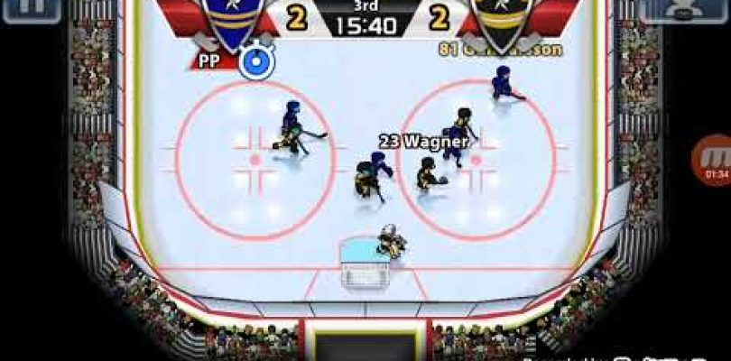 BIG WIN HOCKEY GAMEPLAY BOSTON BRUINS VS ST.LOUIS.BLUES