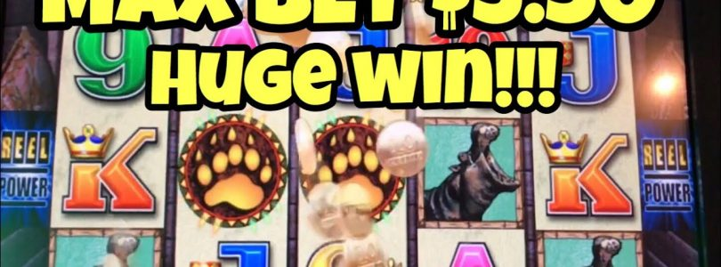 ***WILD WAYS HUGE WIN*** MAX BET $3.50 RARE Big Win Bonus Repeat After Couple Games. Fail MEGA VAULT