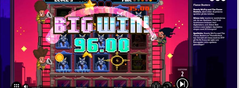 Casino — Flame Busters — Ultra Big Win — 578x — LeoVegas