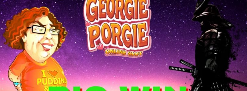 Big Win — Georgie Porgie — 4,5€/spin