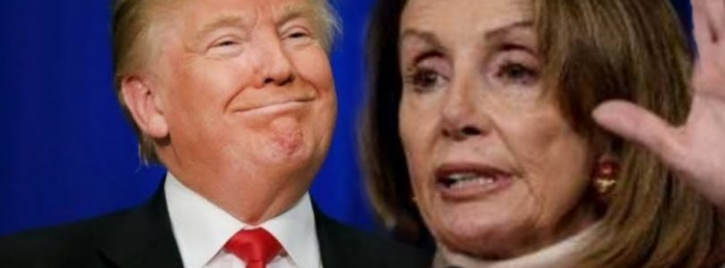 Trump Gets Big Win On Border Wall As 30 House Democrats Call On Pelosi To «Fund The Wall»