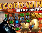 RECORD WIN!!! Bonanza BIG WIN — Casinodaddy HUGE WIN on Casino Game