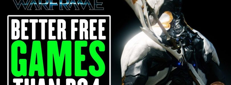 Warframe «Free to Play» Has More Content Than Full Retail BO4 W/ Microtransactions!