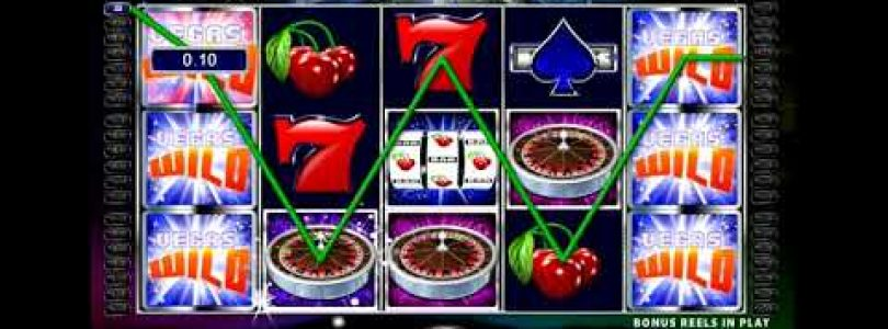 Vegas hits slot bonus wheel big win today