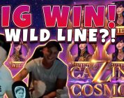 Cazino Cosmos Big Win — HUGE WIN on Casino Game from CasinoDaddy