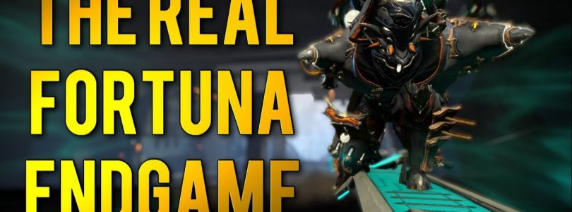 Warframe: THE REAL FORTUNA ENDGAME!