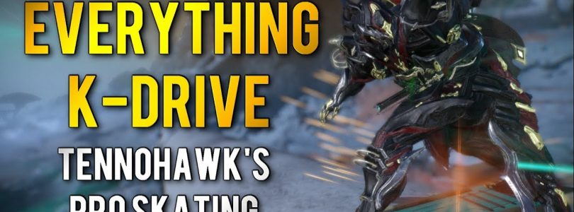 Warframe: EVERYTHING ABOUT K-DRIVE | TIPS & TRICKS + VENT KIDS STANDINGS FARMING GUIDE