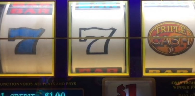 BIG WIN- Triple Cash $1 Slot, Blazing 7s $1 Slot at San Manuel Casino [アカフジ] [スロット機] カルフォルニア カジノ