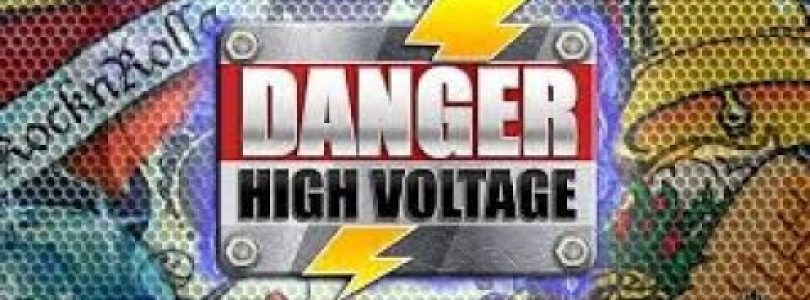 DANGER HIGH VOLTAGE SUPER BIG WIN ACTION! LOTS OF WINS