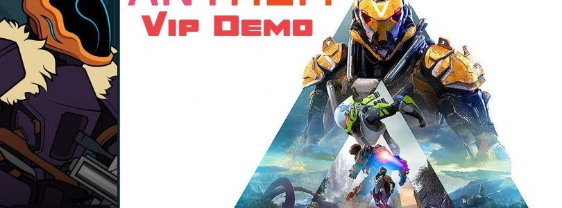 Let's Play Anthem [VIP Demo] — PC Gameplay Part 3 — Chonker