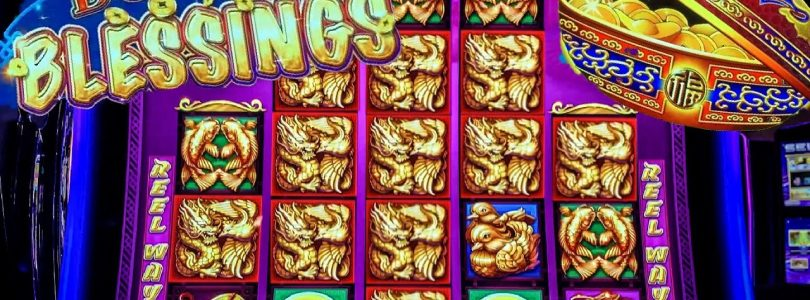 EASY MONEY!!! BIG WINS! ★ DOUBLE BLESSING BONUS ★ HUGE WIN ➜ CAN'T BE STOPPED AT CASINO ARIZONA!