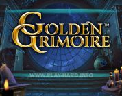 Golden Grimoire from NetEnt & MEGA BIG WIN