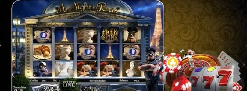 Slot | A Night in Paris Trailer | EMPIRE777 | Online Casino Asia | Free Bonus Malaysia