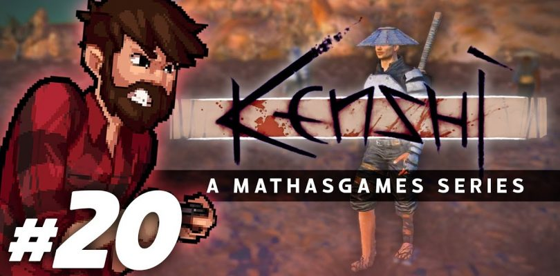 Kenshi | Silvershade | Let's Play Kenshi Gameplay Part 20