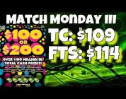 I WON! HOW MUCH?! BIG WIN $20 $100 OR $200 Texas Lottery ✦ TC vs FTS MM3 #5