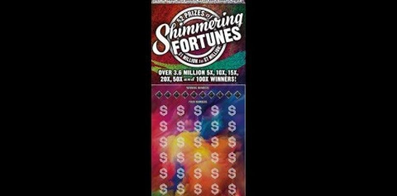 BIG SHIMMERING FORTUNES MULTI BOOK!!! LETS FIND A BIG WIN!!!