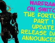 Warframe on Switch — Fortuna: Part 1 Update release date announced!!
