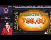 Online Casino deutsch — Girl wins big win on stargames — jackpot casino win