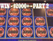 BIG WIN!! TAX FREE $$$ — MORE THAN $2000 WON! PART 2