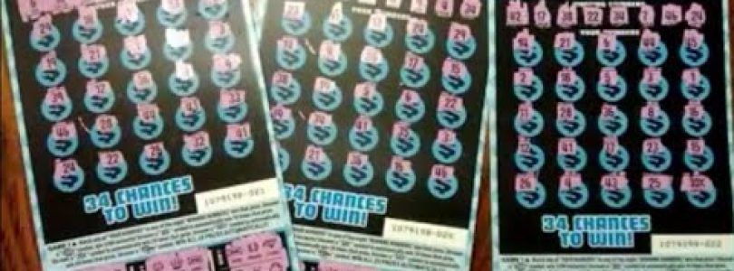 I won on each of these Scratchers big win on last one.
