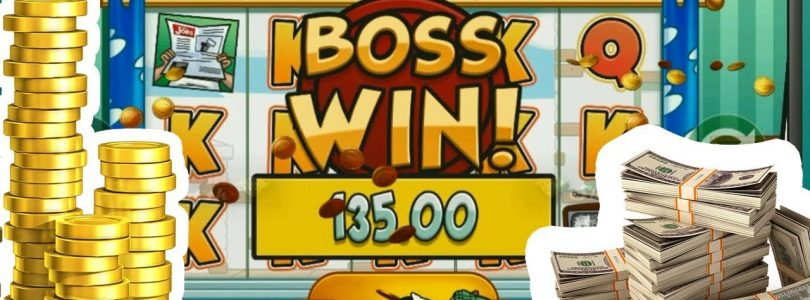 Slot Machine Andy Capp BIG WIN Online Casino Bonus
