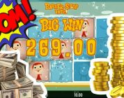 Slot Machine Barber shop uncut BIG WIN online Casino Bonus