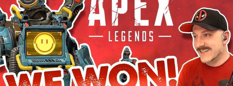 BIG WIN! // Apex Legends Champion // Resawn Games NEW BR // Apex Legends Gameplay