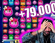 ROSHTEIN 79000 EURO MEGA BIG WIN ON REACTOONZ SLOT IN ONLINE CASINO