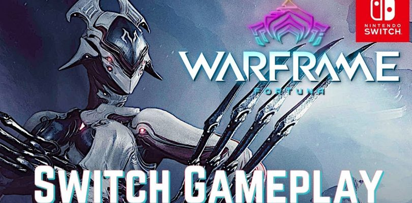Warframe [Switch] — Fortuna Update Gameplay First 20 mins of Fortuna — No Commentary