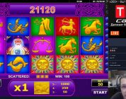 Lucky Zodiac slot Big Win. Занос на конкурс х300