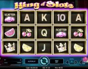 BIG WIN. King of Slots Online Slot by NetEnt