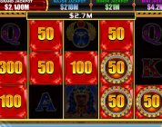 CLEOPATRA'S EMPIRE Video Slot Casino Game with a «BIG WIN» RUBY LINK BONUS