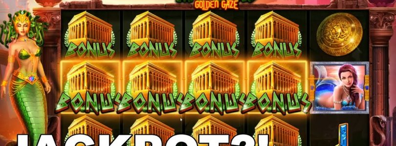 Casino Slot Bonus Compilation (Medusa's Golden Gaze, Reactoonz, Ninja Ways And More!) Big Wins!