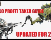 Solo Profit Taker Boss Fight Guide (Octavia) Updated for 2019 l Warframe Fortuna