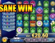 ULTRA BIG WIN / REACTOONZ / (ONLINE SLOTS)