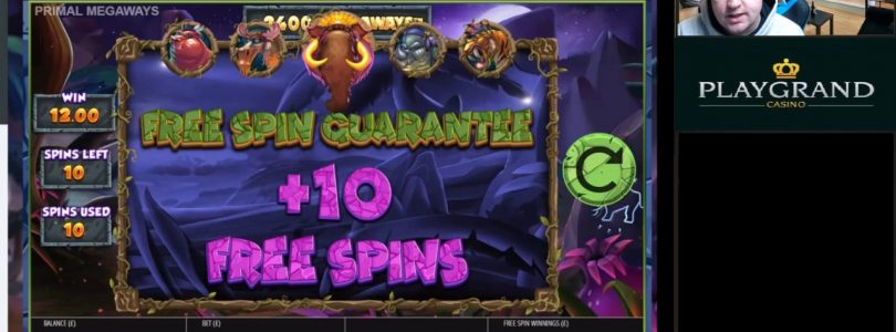 Online Slots — Primal my biggest ever slot win