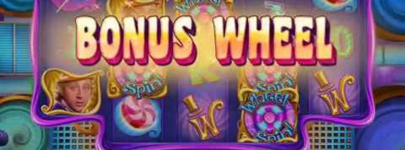 WILLY WONKA: TWISTED FLAVORS Video Slot Casino Game with a «BIG WIN» WHEEL BONUS