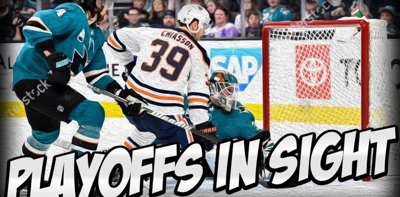 Edmonton Oilers vs San Jose Sharks Game Preview | BIG WIN Could Tie Oilers For Playoff Spot